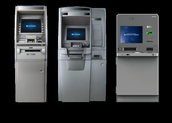 NextBranch lobby ATMs