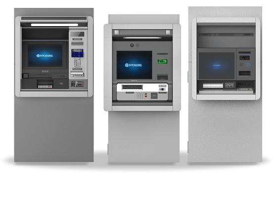 NextBranch Walk-uo-ATMs