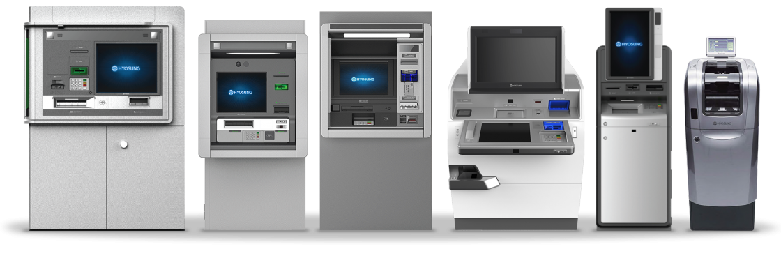 Branch Transformation ATMs