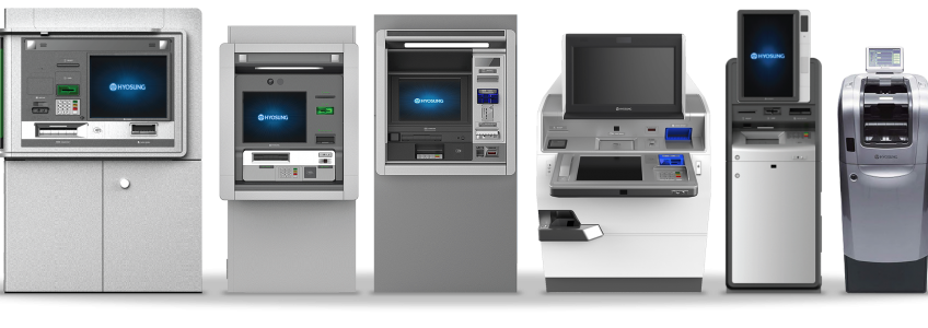 ATMs for banks and credit unions