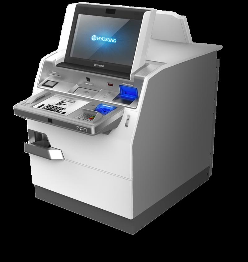 NextBranch branch transformation MX8800 ATM from Hyosung